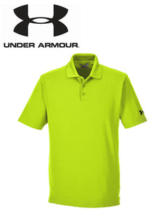 Under Armour Mens Corp Performance Polo
