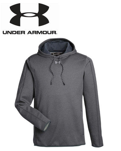 Under Armour Mens Double Threat Pullover Hoodie