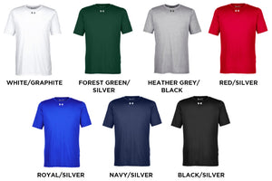 Under Armour Mens Locker Tee 2.0