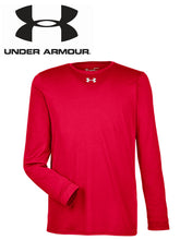 Under Armour Mens Long Sleeve Locker Tee 2.0