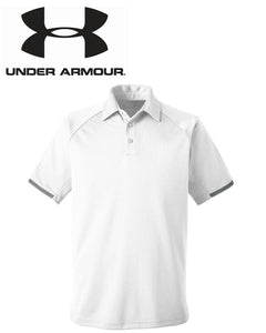 Under Armour Mens Rival Polo