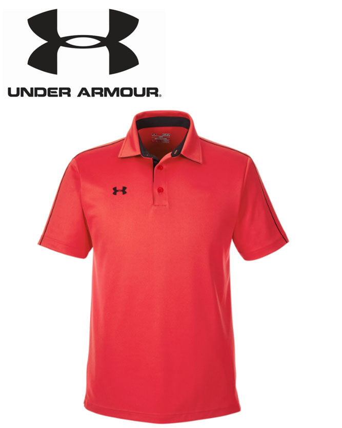 Under Armour Mens Tech Polo
