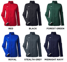 Under Armour Womens Rival Team Track Jacket