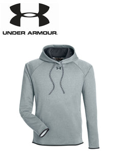 Under Armour Womens Double Threat Pullover Hoodie