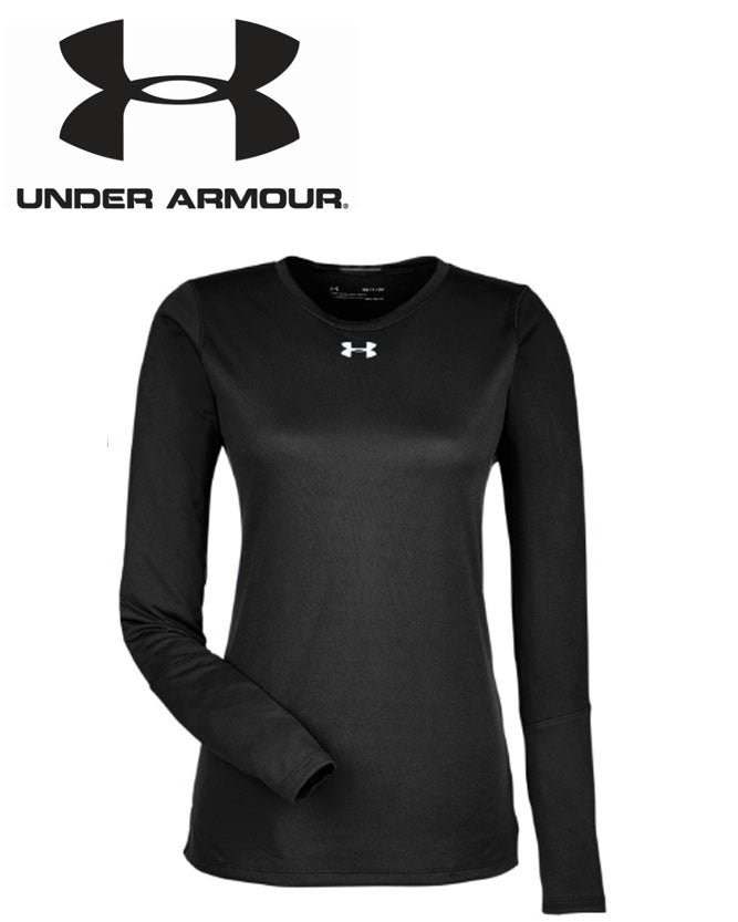 Under Armour Womens Long Sleeve Locker Tee 2.0