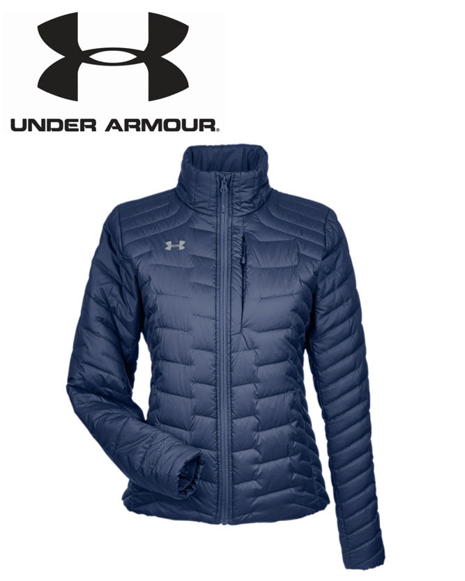 Under Armour Womens Reactor Insulated Jacket