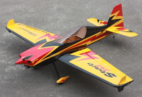 "60"" SBach 342 Electric Airframe"