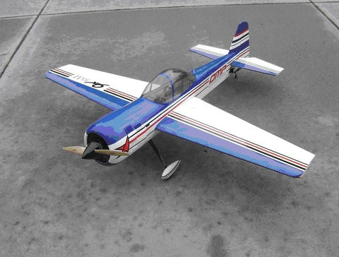 "60"" Yak 55M Electric Airframe"