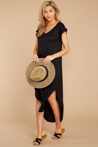 Extra Comfort Maxi Dress - RishWish