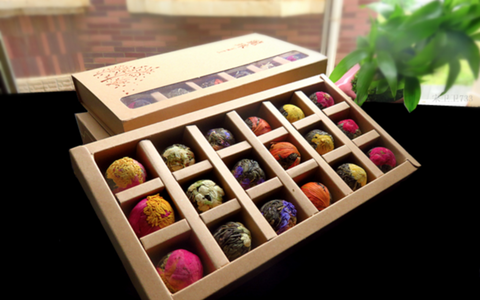 Blooming Flower Tea Balls - RishWish