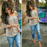 Sequins Party Top - RishWish