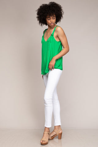 Can't Keep your Hands off this Knotted Tank Top - RishWish