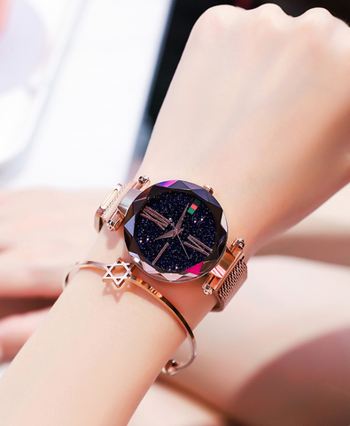 Magnetic Strap  Waterproof Watch ⌚ - RishWish