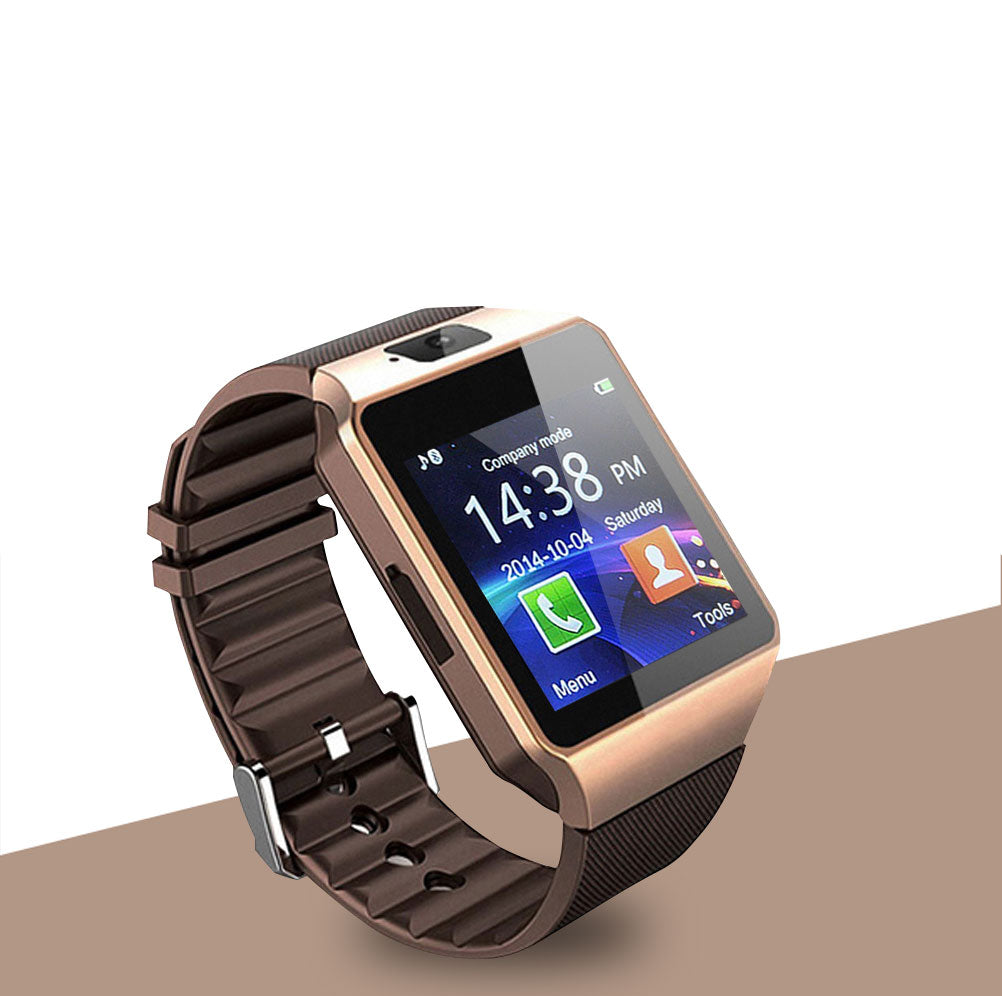 Smart Watch with Camera/SIM Slot for Apple Android  Phones - RishWish