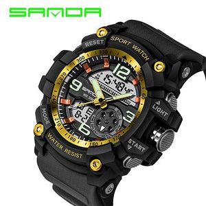 Military Watch for Men Waterproof Sport Watch - RishWish