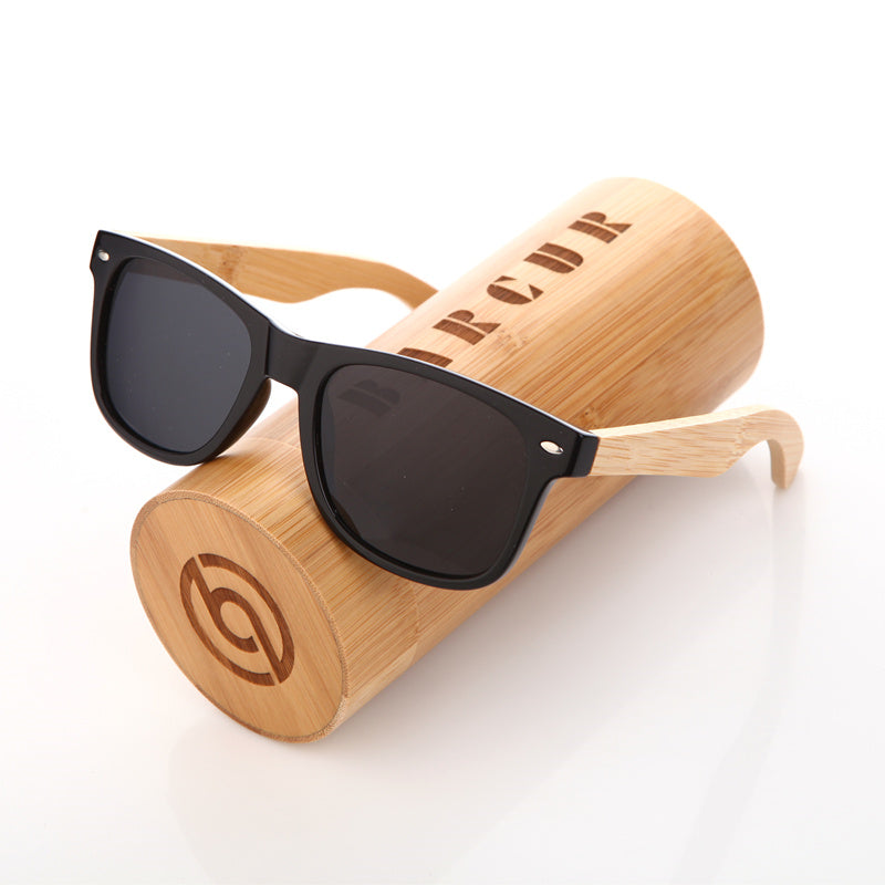 Wood Sunglasses Men/Women Polarized - RishWish