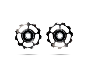 CeramicSpeed Pulley Wheels Alloy Shimao 11 speed - Black