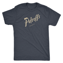 Petroff's Vintage Tee Men's in color vintage navy