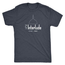 The Interlude Milwaukee Vintage T-Shirt in color vintage navy