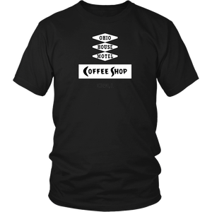 Ohio House Motel Coffee Shop Vintage Tee - Chicago