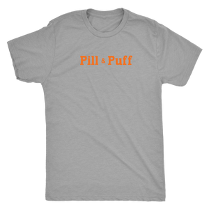 Pill & Puff Vintage Tee Men's in color vintage grey