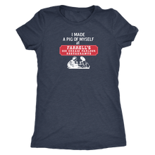 "Farrell's ""I MADE A PIG OF MYSELF"" Vintage Tee"