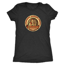 Independent Milwaukee Brewery Braumeister Lager Vintage Tee Women's in color vintage black