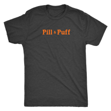 Pill & Puff Vintage Tee Men's in color vintage black