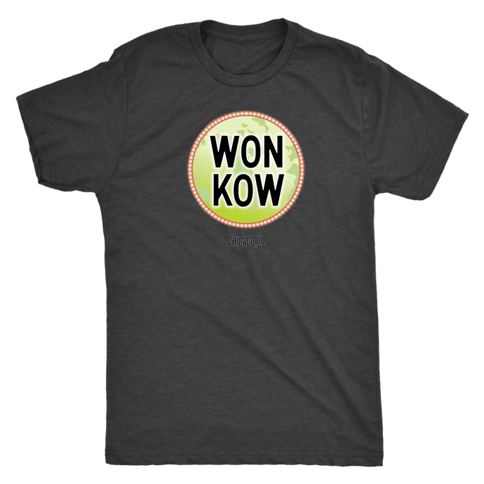 WON KOW Vintage Tee - Chicago