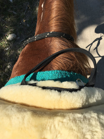 Christ Iberic Plus Lambskin Saddle Pad Review