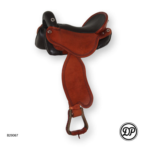 Short and light Endurance Saddle DP Saddle