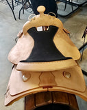 DP Western Roughout Saddle