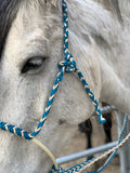 lariat bosal with attached reins