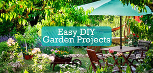 5 Easy DIY Garden Projects on a Budget