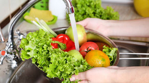 4 Steps to Thorougly Wash Your Fruits and Vegetables (Before Eating or Cooking Them)