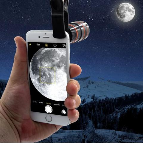 12x High Power Optical Zoom Lens for Smartphones