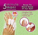 5-Minute Mani: Cuticle Mask - 4 Pack