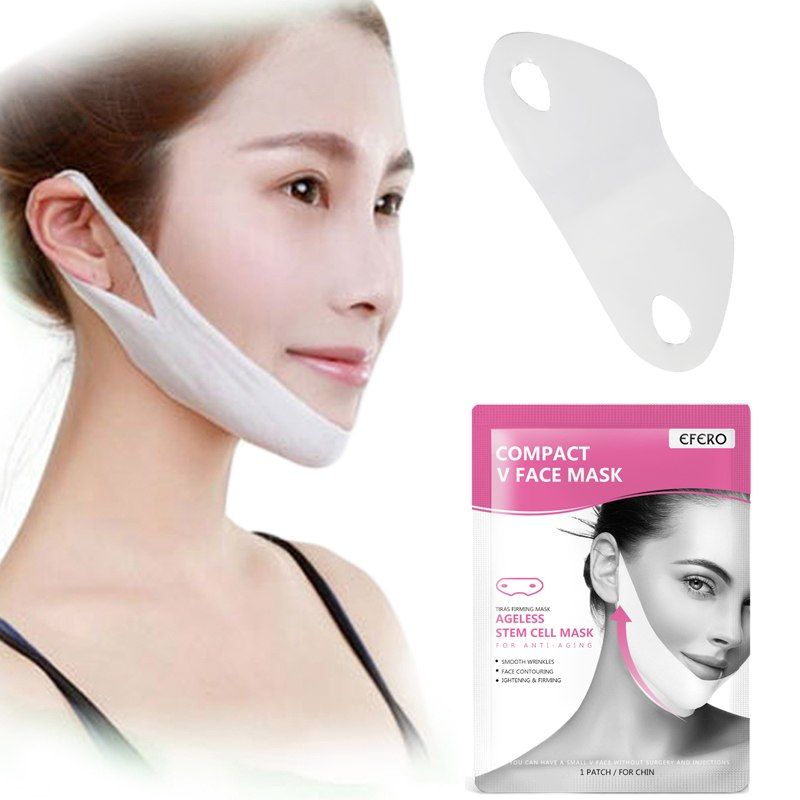 Miracle V-Shaped Slimming Mask (3 Pack)