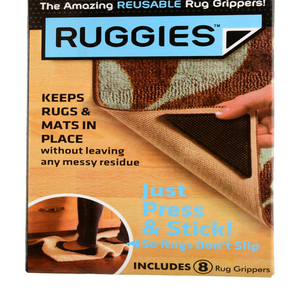 Reusable Rug Grippers