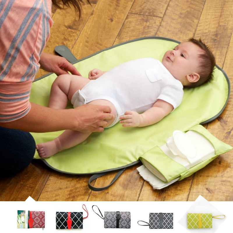 3-in-1 Clean Hands Changing Pad