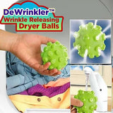 DeWrinkler - Wrinkle Releasing Dryer Balls