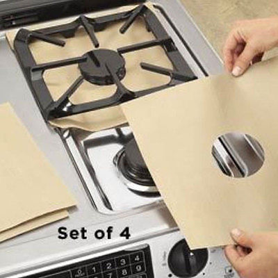 Reusable Gas Stove Cover