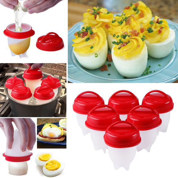 SuperEasy Egg Cooker - 6 Pack