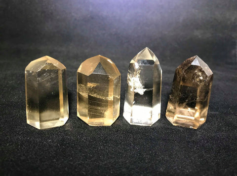 Citrine Towers ~ Small-Medium - Gem Realm