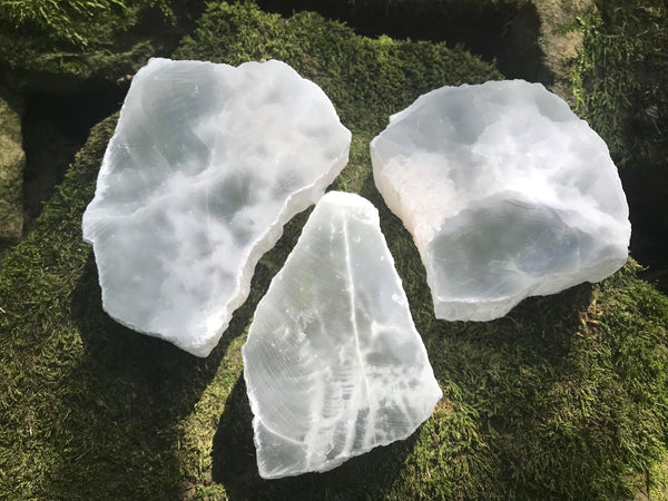 Selenite Slices