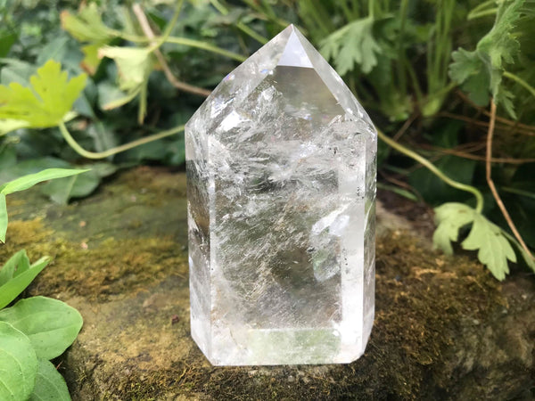 Quartz Crystal Tower ~ AA Grade
