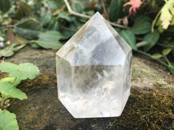 Quartz Crystal Tower