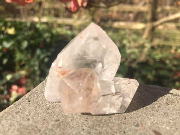 Included Quartz Point