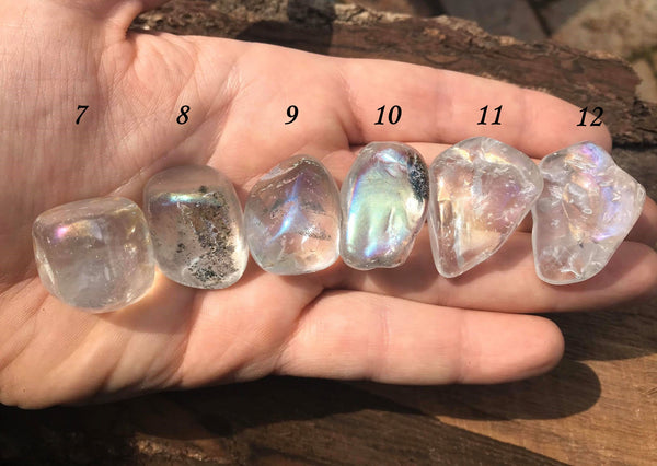 Angel Aura ~ Medium ~ Large - Gem Realm