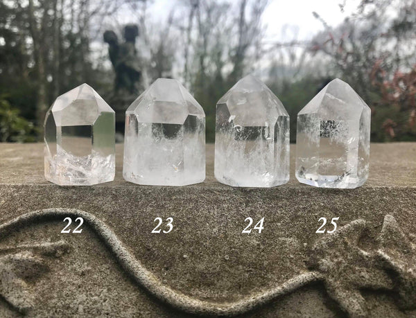 Quartz Crystal Towers ~ Small - Gem Realm